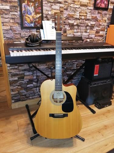 Guitarra Sigma Electroacustica Dmc