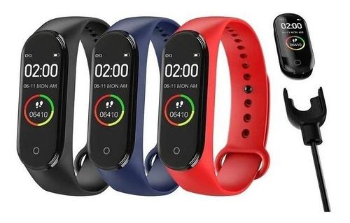 Reloj Inteligente Smartwatch M4 Deportivo Pulsera Deportes