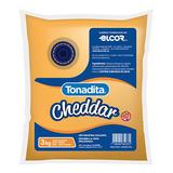 Cheddar Liquido Tonadita X 3 Kg