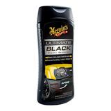 Restaurador De Plásticos Meguiars Ultimate Black