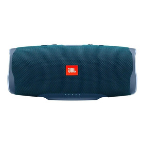 Bocina Jbl Charge 4 Portátil Con Bluetooth Blue