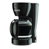 Cafetera Black+decker Cm0910 Semi Automático Negra De Goteo 120v
