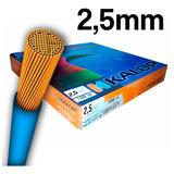Cable Unipolar Kalop 2,5mm X 2 Rollos Y 1,5mm X 2 Rollos