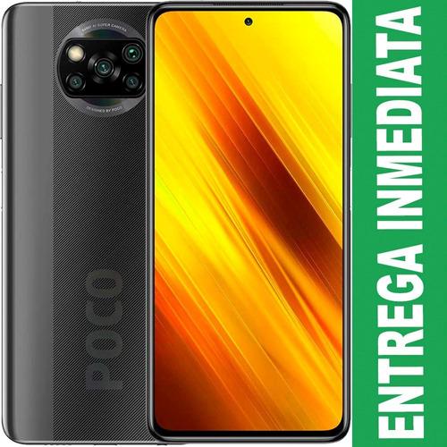 Xiaomi Poco X3 Nfc 128gb / 6gb Nuevo Sellado / Tienda