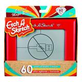 Etch A Sketch Pizarra Magica Clásica Roja
