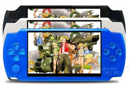 Consola Portatil Tipo Psp 2000 Juegos Nintendo Mame Neo Geo