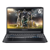 Notebook Acer Predator Helios 300 Ph315-53 Preta 15.6 , Intel Core I7 10750h  16gb De Ram 512gb Ssd, Nvidia Geforce Rtx 2060 144 Hz 1920x1080px Windows 10 Home
