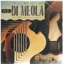 Cd The Best Of Al Di Meola - The Manhatan Years Original