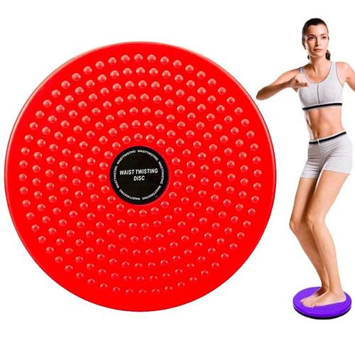 Disco Twister Reductor De Cintura Ejercitador Fitness Gimnas