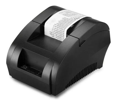 Impresora Térmica Boletas Usb Rollo 58mm Tickets Recibo