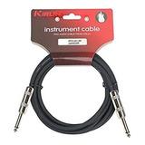 Cable Plug-plug Kirlin Conector Metal 3mt - Gorila Music