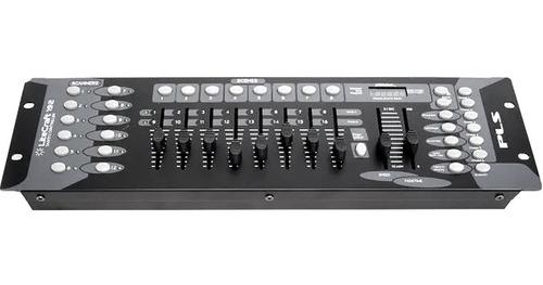 Consola Controlador Pls Dmx Litecraft 192 Canales