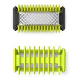 Respuesto Cuchilla Oneblade Kit Para Cuerpo Philips Qp610/50