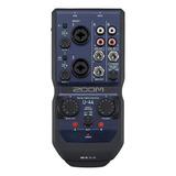 Interface De Audio Zoom U-44 100v/240v