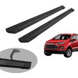 Estribos Aluminio Bepo Para Ford Ecosport Kinetic Negros