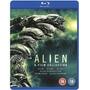 Blu Ray Box Alien Collection 06 Filmes Novo - Importado Original