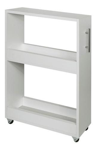 Organizador Lateral Heladera Despensero Costado Small 80 Cm