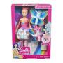 Barbie Dreamtopia Fada Asas Voadoras Frb08 Original
