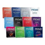 Preservativos Prime Mixtos X36u (12x3) - Elegí Como Quieras!