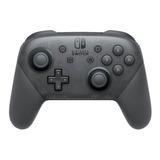 Control Joystick Inalámbrico Nintendo Switch Pro Controller Black