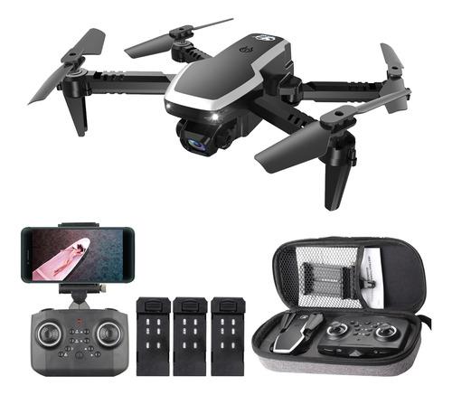 Csj S171 Pro Rc Drone Con Cámara 4k Mini Drone Plegable