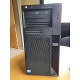 Server Ibm System X3200 M3 Quad Core 2.4ghz Hdd 1tb Ram 8gb