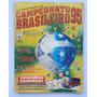Álbum Figurinhas Campeonato Brasileiro 1995 Completo Ótimo Original