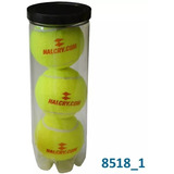 Tubo Pelotas Tenis Padel Halcry Naranja X3 (promo)