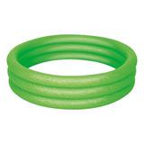 Pileta Inflable Redonda Bestway Classic 51027 De 183cm X 33cm 480l Color Verde
