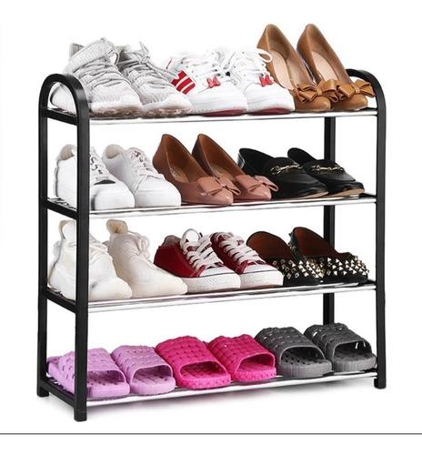 Sapateira Pequena Para Hall De Entrada / Porta - 24 Sapatos