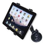 Soporte Tablet Carro Base Holder iPad 2 Galaxy Motorola