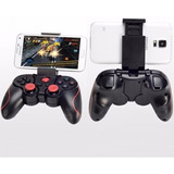 Joystick Inalambrico Bluetooth Celular Pc Tablet Smart Tv