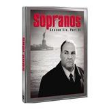 The Sopranos - Serie Completa 6 Temporadas - Dvd