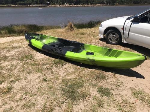 Alquilo Kayak Sportsman Pesca Paseo Doble Triplo