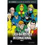 Hq - Liga Da Justiça Internacional - Parte 1 - Vol. 72 Original