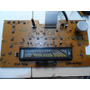 Placa Com Display, Botões E Knobs Do System Kenwood Rxd-353 Original