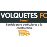 Alquiler De Volquetes.. Bernal Don Bosco Quilmes Wilde