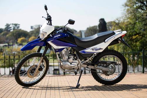 18 X $ 6826.-  Motomel Skua 150 V6 0km    Cycles