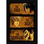 Quadro Death Note The Good Com Moldura Nitidez Na Imagem Original