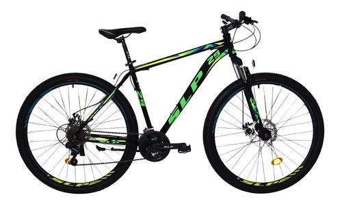 Bicicleta Mountain Bike Rod 29 Slp 5 Shimano Frenos Disco