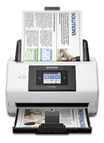 Escáner A Color En Red Epson Ds-780n