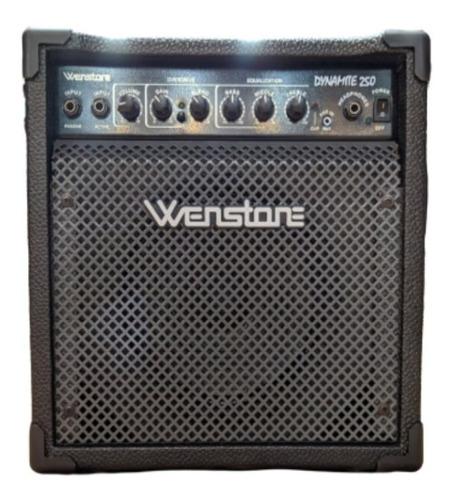 Amplificador Wenstone Dynamite 250 Para Bajo 25w