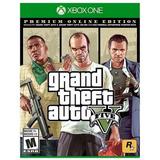 Gta V Xbox One Edición Premium Online + 1'000.000