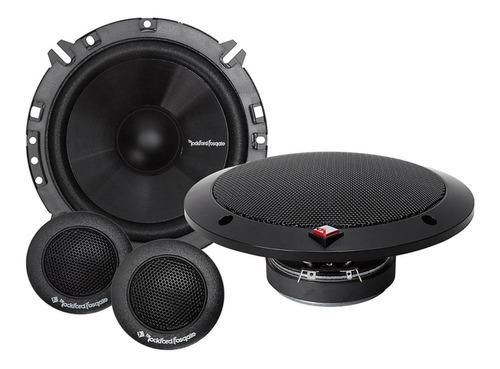 Componente 6.5 6 Pulgadas Rockford R165-s Audio Auto Tweeter