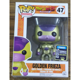 Golden Frieza. Pop.  2015 Summer Convention Exclusive. Nuevo