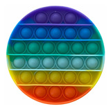 Pop It Juguete Burbujas Antiestres Fidget Squishy Colores