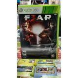 Fear 3 Xbox 360 Fisico Original