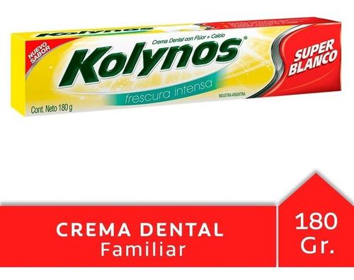 Kolynos Super Blanco Frescura Intens.180 Gr Tub