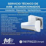 Instalacion, Reparacion Y Mantenimiento Aires Acondicionados