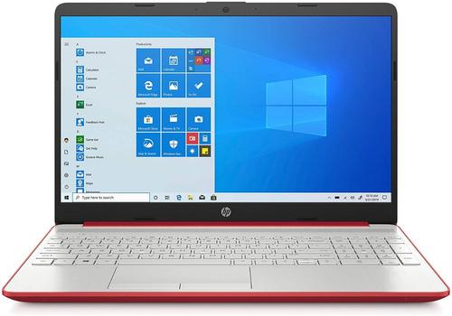 Laptop Hp 15.6 Hd Pentium Gold 6405u 128gb Ssd 4gb Ram W10